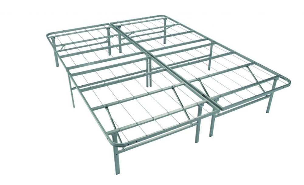 Folding All-In-One Box Spring