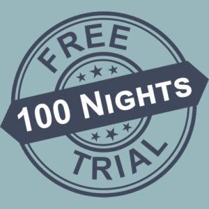 100 Night Risk Free Trial