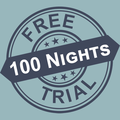 100 Night Risk Free Trial