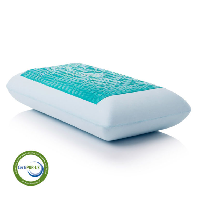 Amore Beds Double-Gel Cooling Pillow
