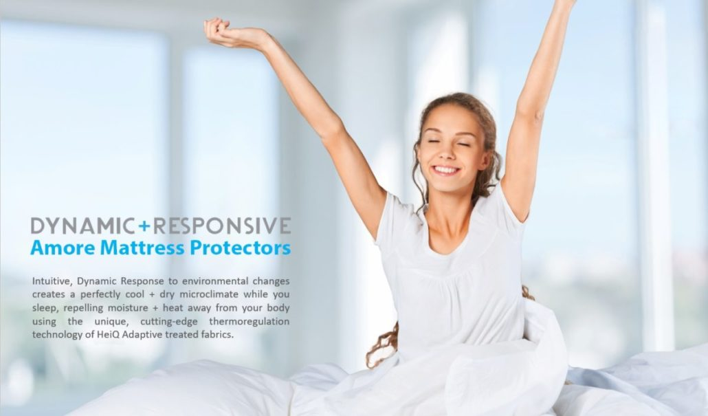 Amore Beds Mattress Protector