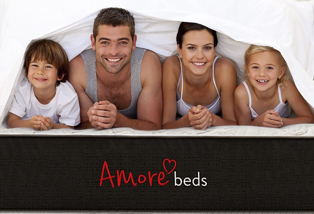 Amore Beds Luxury Sheets