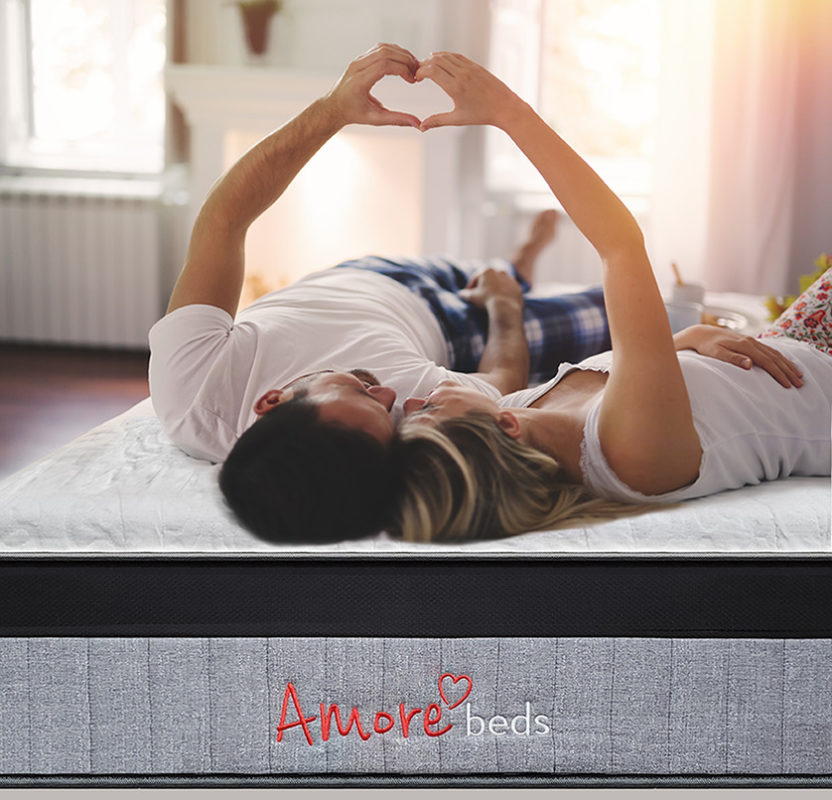 Amore Beds Best Hybrid Mattress