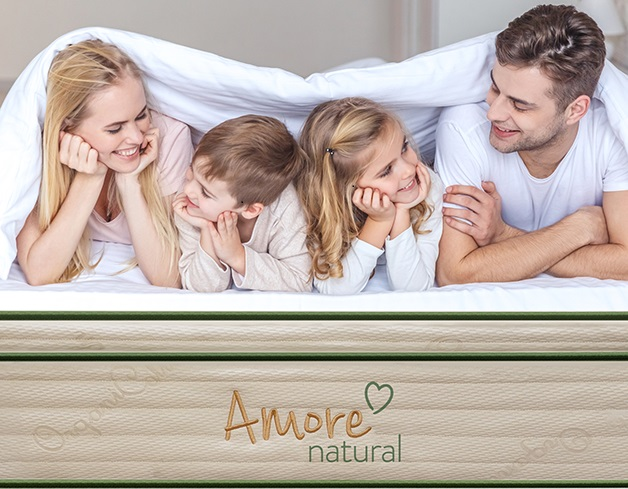 Amore family natural organic wide