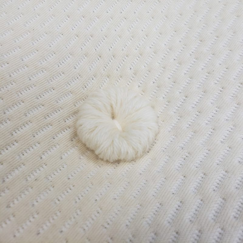 Amore Button Tufted