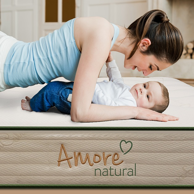 Amore Natural Hybrid Mattress Natural Amp Organic