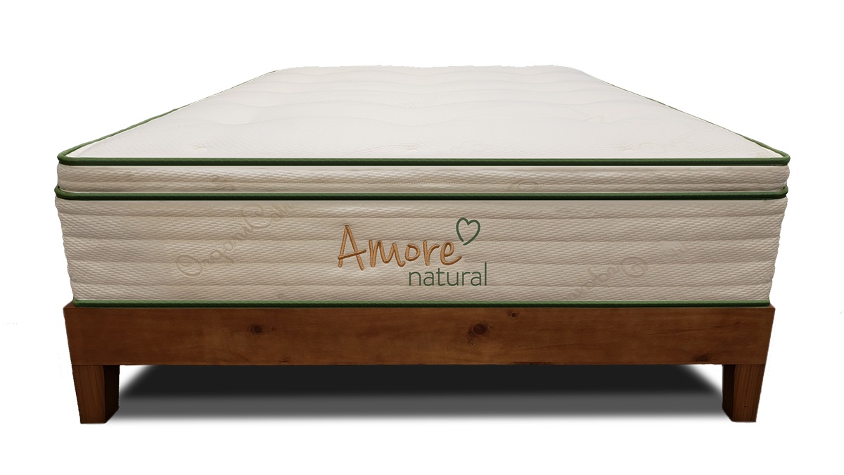 Amore Beds Natural Hybrid Mattress