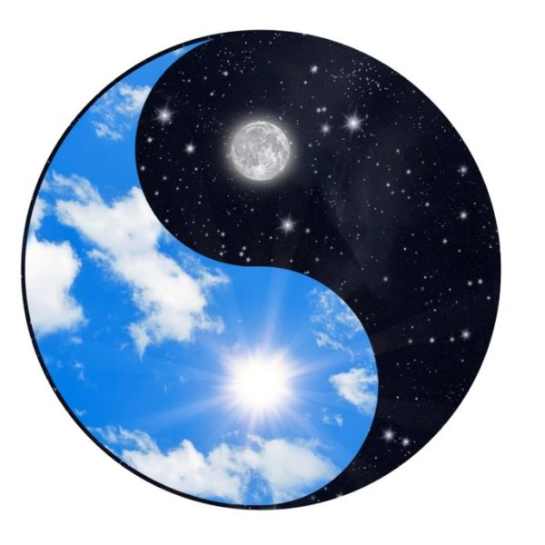 Yin Yang Sleep and stress