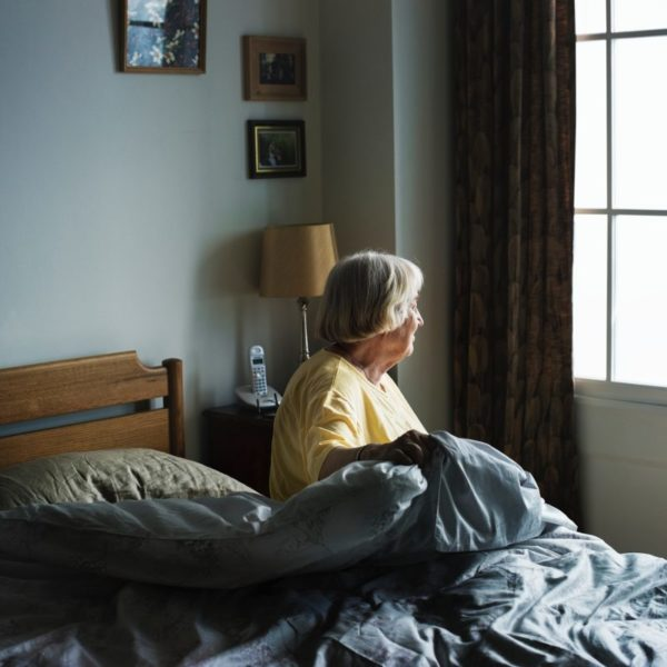 Battling Sleep Problems In Seniors