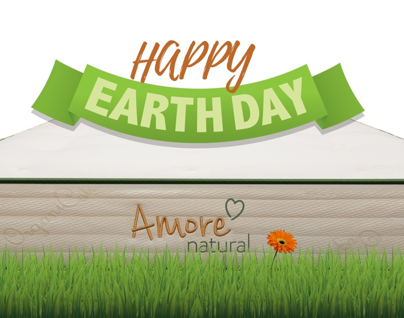 Earth Day Amore Helps Save Our Planet
