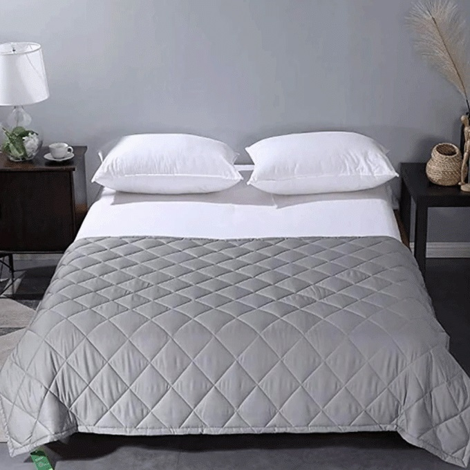 Weighted Blanket Bed